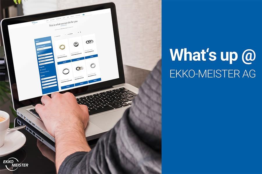 Thrust Bearing Shop EKKO-MEISTER AG
