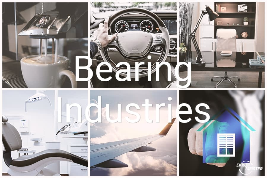 Versatile Bearings - Industries