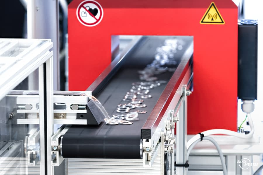 Quality Control at EKKO-MEISTER